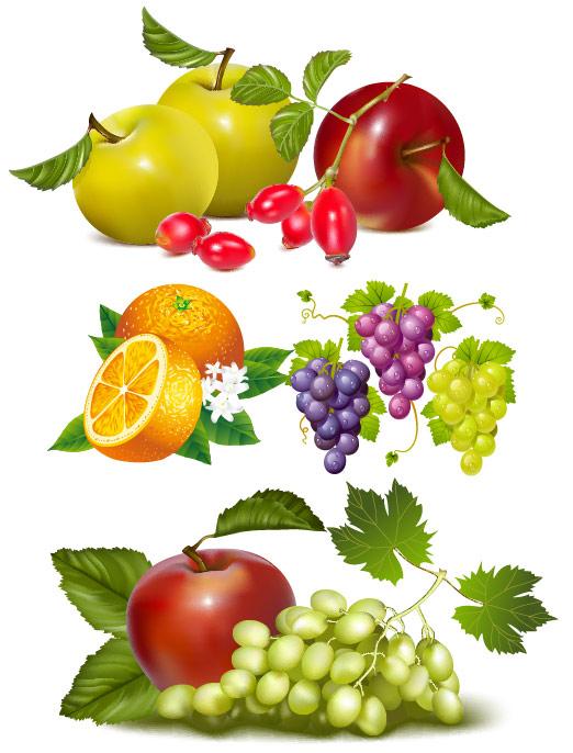 Fruto de palabras clave; uvas; naranjas; fresa; Apple; verduras ...