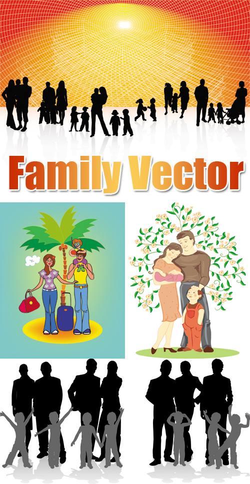Вектор семья