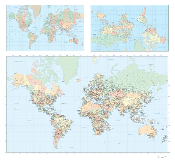 3 ベクトル地図世界計画の