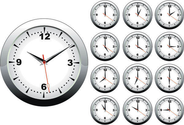 Download gratuito de vetor de relógio