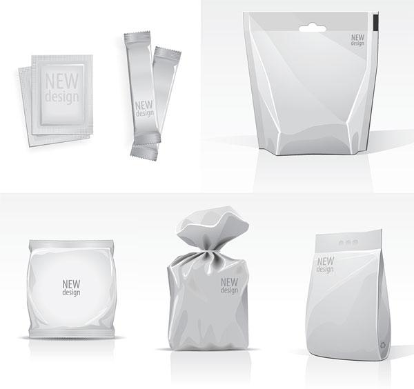 Stichworte: Verpackung, Verpackung Taschen, Vektor Plastikt ten ...