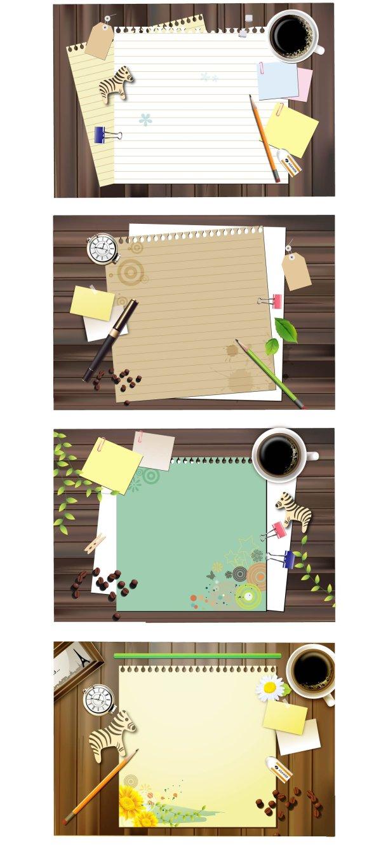 Papel de cuaderno