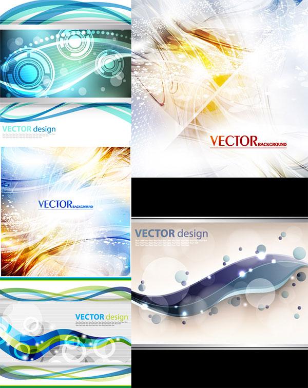 Symphonie-Vektor-material