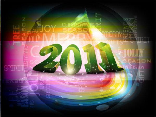 交響曲 2011 年、3 次元の単語ベクトル材料-1