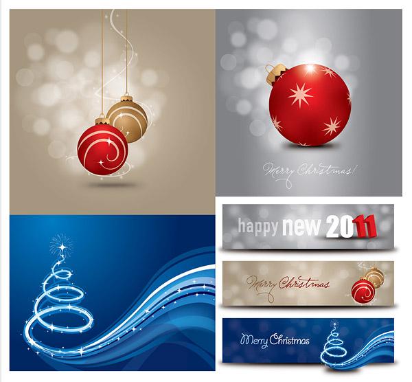 Vector de Navidad 2011