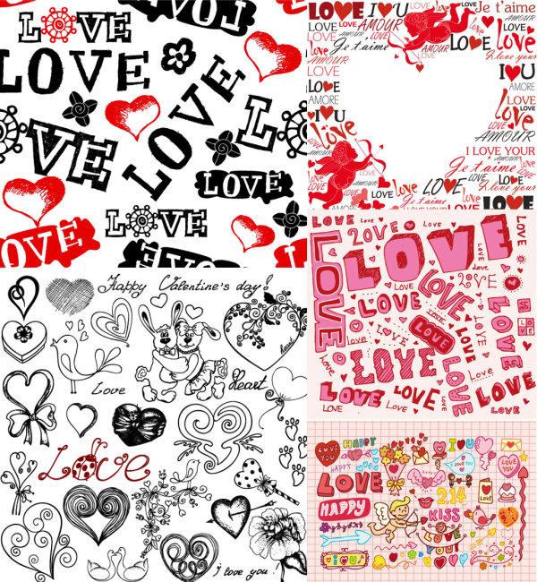 Super mignonne Valentine