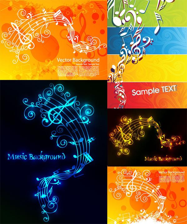 Vektor musikalisches Thema
