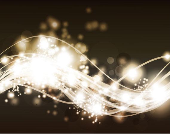 Effets splendides starlight brillant 10 - vecteur