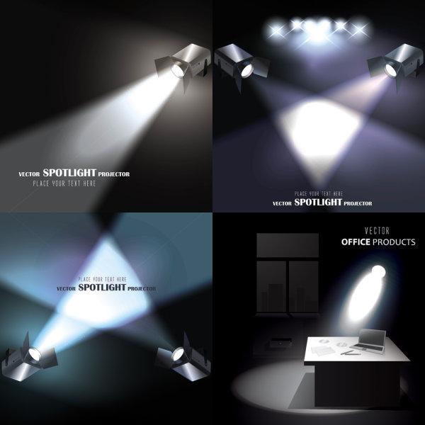 Palabras clave: luz, proyector, iluminación, luces del escenario ...