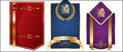 Icono de vector de insignia