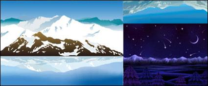 ベクトル山