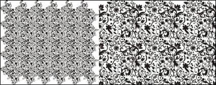 Material de vectores de patrón de fondo