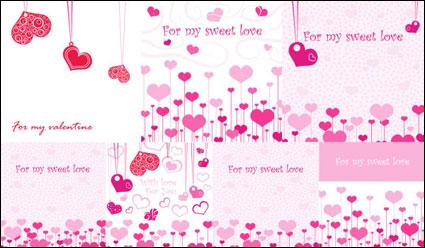 San Valentín romántico encantador