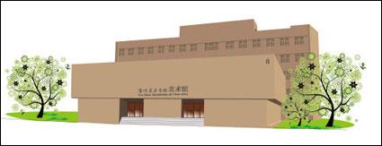 พิพิธภัณฑ์ศิลปะ Lumei เวกเตอร์