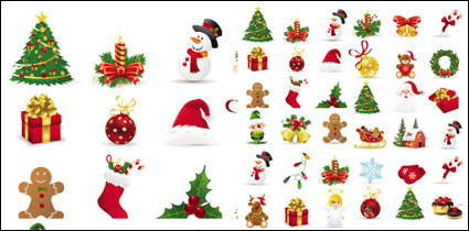 Icono de Navidad hermosa