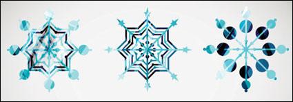 Icône de style 02 - vecteur de neige.