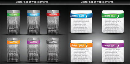 Conception de sites web de texture vecteur