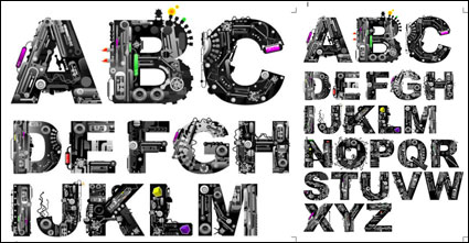 Letras mecánico