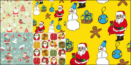 Hermoso Santa Claus Wallpapers - Vector