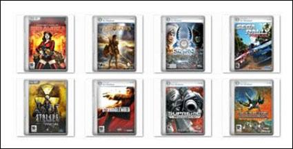 ألعاب الكمبيوتر وأفلام تغطي png الرمز-3