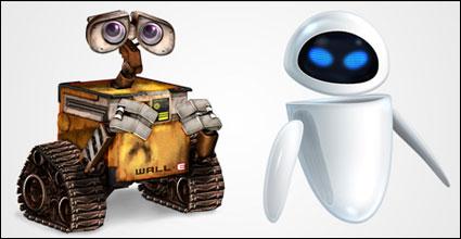 Wall-e png ícone