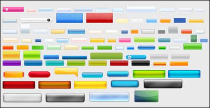 웹 2.0 스타일의 웹 디자인
