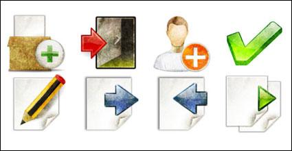 Personnalisé des icônes de bureau PNG