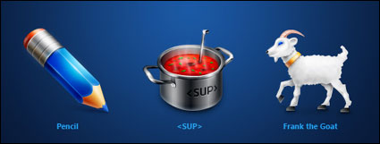 Usuarios, roles, cabra, lápices, sopa, icono de png de cocina