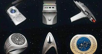 Космические аппараты, Бейджи, выплатили значок световой пистолет