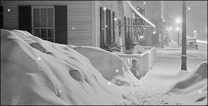 Floco de neve js efeitos js