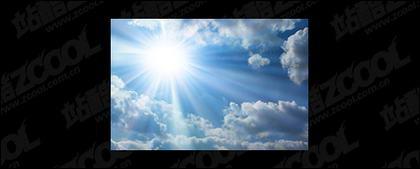 Foto aérea del material solar
