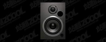 Empfohlene Lautsprecher Qualität Bildmaterial
