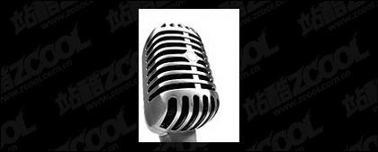 Рекомендуемые микрофон картина материал