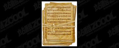 Ностальгические музыкальные материалы