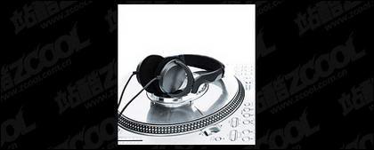 Fone de ouvido imagem material-2