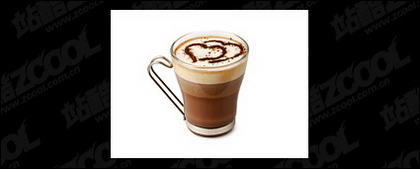Una taza de café imagen material