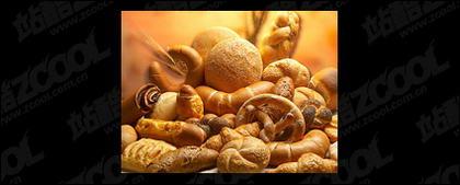 Material de imagen de calidad de pan