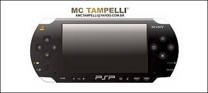 matériel de jeu cdr vecteur PSP