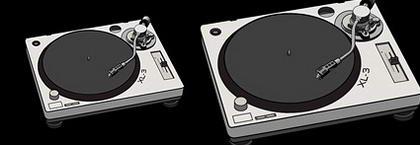 DJ ไวนิลไดรฟ์