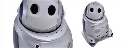 AI реалистичной визуализации робота