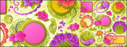 Dentelle Lovely motif décoratif