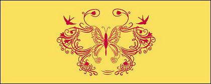 Papillon et l'Hirondelle