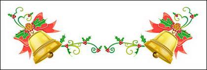 น้ำย้อยเฌอคริสต์มาสโอ่อ่าร่าเวกเตอร์วัสดุ-3