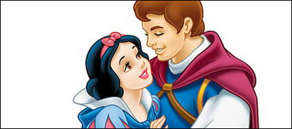 Personnages de dessins animés de Disney série - Snow White 2