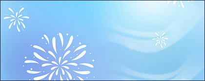 여름 한국 스타일 배경 자료 계층 psd-7