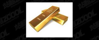 سبائك ذهبية الصورة نوعية المواد