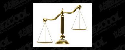 Escala de balance de materiales de calidad de imagen
