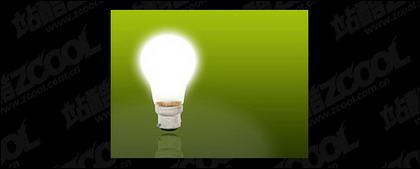 مصباح الصورة نوعية المواد 2