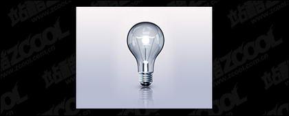 المصباح الصورة نوعية المواد 4