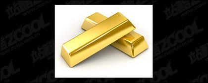 Calidad de imagen de oro en lingotes material-2
